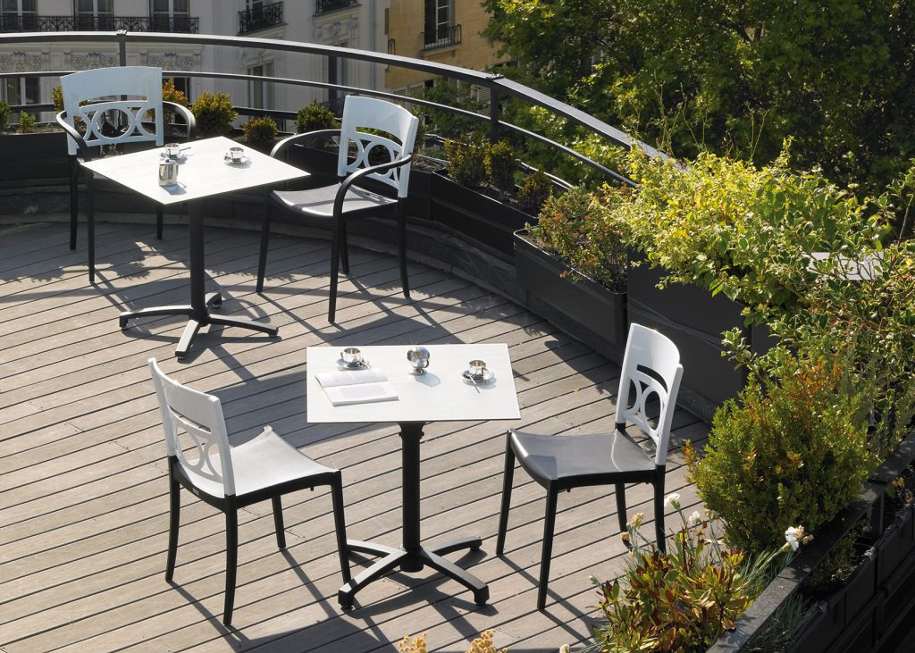 Mobilier terrasses